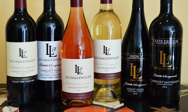 Image of Lucas & Lewellen wines