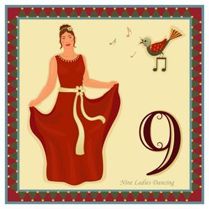 Ninth Day Of Christmas.Ninth Day Of Christmas Wine Blog