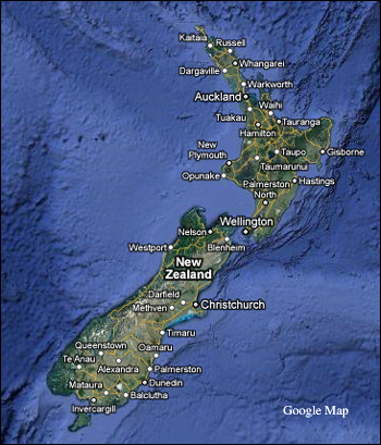 Have You Ever Notice That New Zealand Is An Upside Down Boot Wine